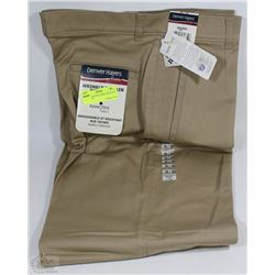 DENVER HAYES LADIES TAN PANTS SIZE 10X30