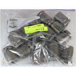 "BAG OF 3/4"" IMPACT SOCKETS"