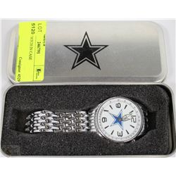 DALLAS WATCH IN CASE