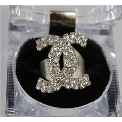 ADJUSTABLE CHANEL RING - REPLICA