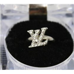 ADJUSTABLE LOUIS VUITTON RING - REPLICA