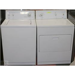 KENMORE 70 SERIES WASHER AND DRYER