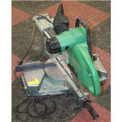 "HITACHI C10 FS 10"" SLIDING COMPOUND MITER SAW"