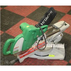 "HITACHI C10 FSH 10"" SLIDING COMPOUND MITER SAW"