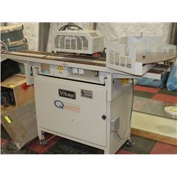 VITAP QUARTZ EDGE BANDER W/POWER FEEDER