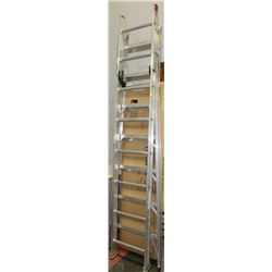 PROLITE 8'  ALUMINUM MULTI PURPOSE LADDER