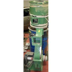 MARSON BRAND DUAL PORT DUST COLLECTOR