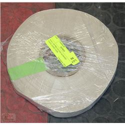 ROLL OF PRE-GLUED ALMOND VINYL EDGE TAPE