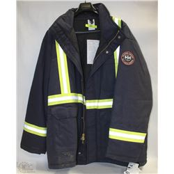 XL HELLY HANSEN FIRE RETARDANT WORKWEAR JACKET