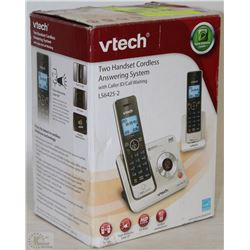 V-TECH DUAL CORDLESS PHONE SET