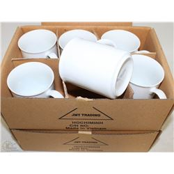 ONE DOZEN COMMERCIAL GRADE COFFEE CUPS