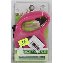 TWO BICYCLE LOCKS SOLD WITH RETRACTABLE DOG LEASH