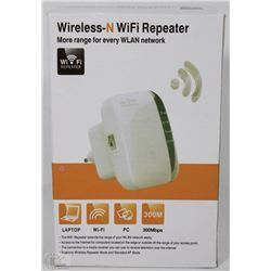 NEW WIRELESS-N WIFI REPEATER