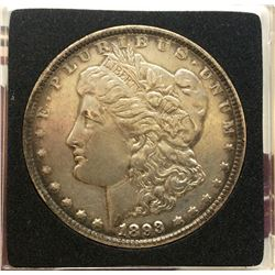 USA 1893 KEYDATE Morgan Silver Dollar