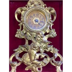 Antique French Mantel clock Circa