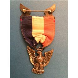 USA: Eagle Boy Scout Award Vintage-Be Prepared