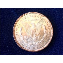 USA: 1921 Morgan Dollar Scarce date in Gem Condition