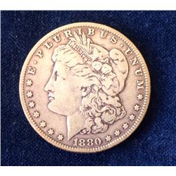 USA: 1880 o Morgan Dollar