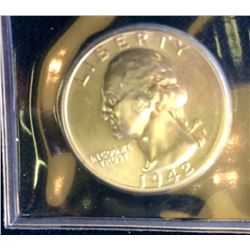 USA: 1942 Quarter PR-67 From Heritage Rare Coins Galleries