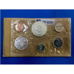 Canada 1964 Silver Prooflike set