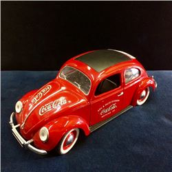 Coca-Cola Mini Coccinelle 1/17 Car