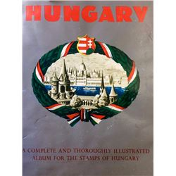 Hungarian Stamp Album