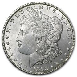 1898 Morgan Dollar BU MS-63