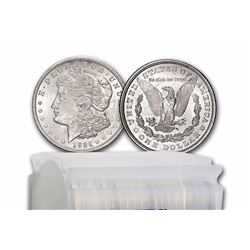 1921 Morgan Dollar BU MS-63 (20-Count Roll) $34.99 Each