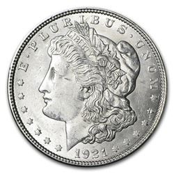 1921 Morgan Dollar BU MS-63
