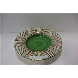 LARGE DECORATIVE PLATTER