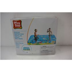 OCEAN WATER PAD PLAY MAT