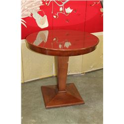 ROUND PUB STYLE TABLE