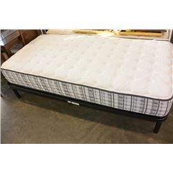 SINGLE SIZE ELECTRIC ADJUSTABLE BED W/ POSTUREPEDIC