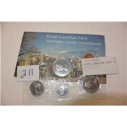 ROYAL CANADIAN MINT COIN SET