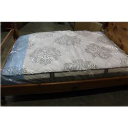 SERTA NO FLIP DOUBLE SIZE MATTRESS