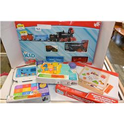 TRAIN SET & KIDS TOYS