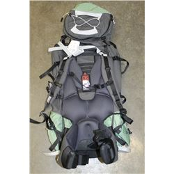 KIMBERLEY 60L HIKING BACKPACK