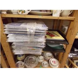 LARGE LOT OF STATIONARY
