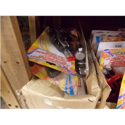 TOY ELECTRONIC GUN WITH SOUND - ~6 PER LOT - NEW