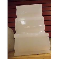 STORAGE CONTAINERS - SMALL - 4 PACK