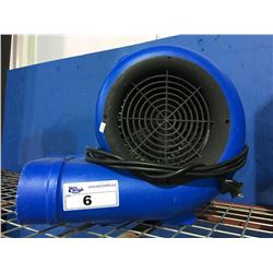 TYPHOON HIGH VELOCITY BLOWER