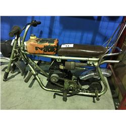 VINTAGE MINI BIKE FOR PARTS OR REPAIR