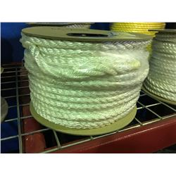 "SPOOL OF NYLON ROPE 1/2"" X 200'"