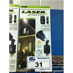 GROUP OF 6 LASER PROJECTORS