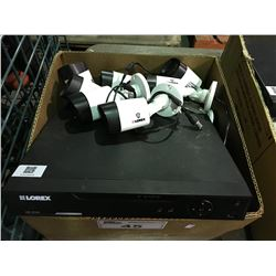 LOREX SECURITY CAMERA SYSTEM