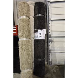 LARGE SHAG AREA RUG