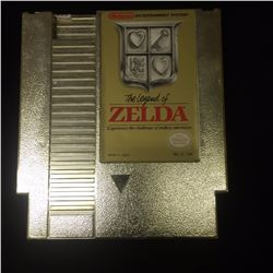 NINTENDO THE LEGEND OF ZELDA VIDEO GAME
