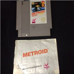 NINTENDO METROID VIDEO GAME
