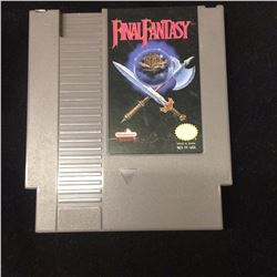 NINTENDO FINAL FANTASY VIDEO GAME