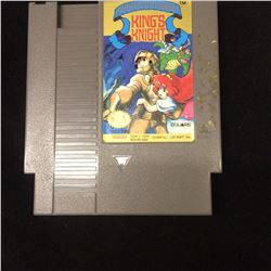 NINTENDO KINGS KNIGHT VIDEO GAME